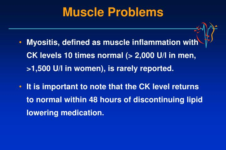 Muscle Problems