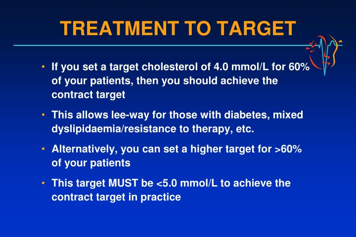 TREATMENT TO TARGET