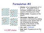 formulation 2