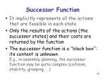 successor function1