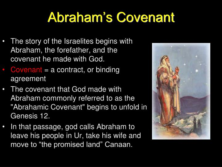 Abraham's Covenant