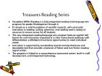 treasures reading series