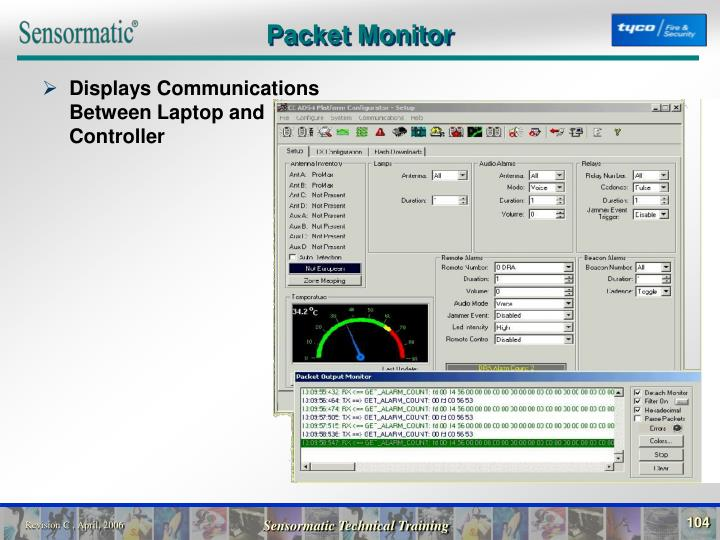 Packet Monitor