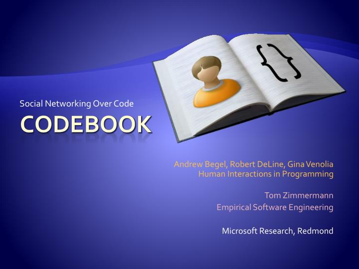 social networking over code n.