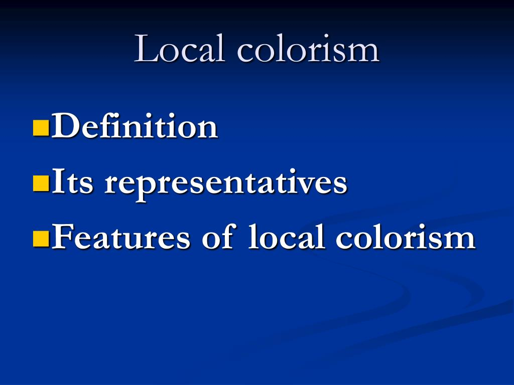 PPT - Chapter 4 The Age of Realism (2) PowerPoint ...