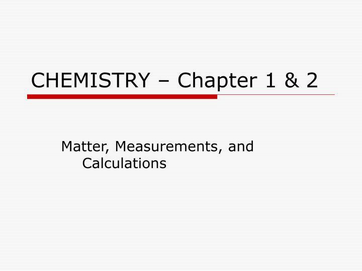 chemistry chapter 1 2 n.