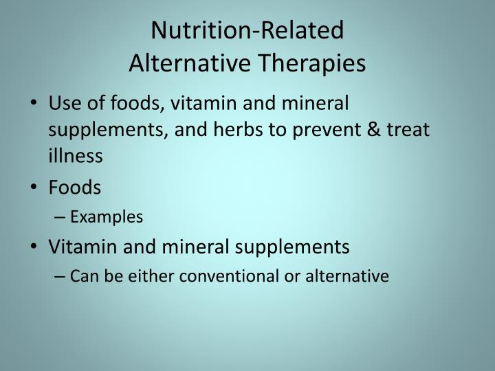 Nutrition-Related