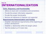 step 10 internationalization5