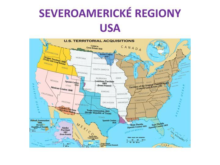 Severoamerick regiony usa2
