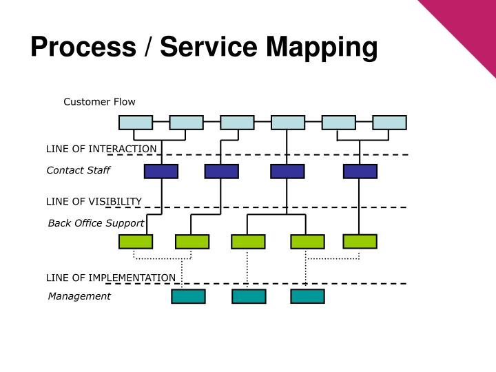 Process / Service Mapping