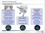 alcatel lucent shopping list a full set of solutions for retail industry