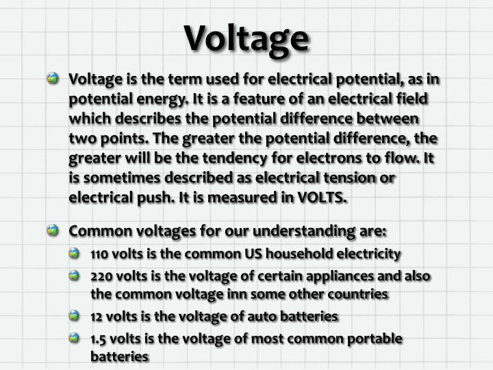 PPT - Electricity 101 PowerPoint Presentation - ID:5846832