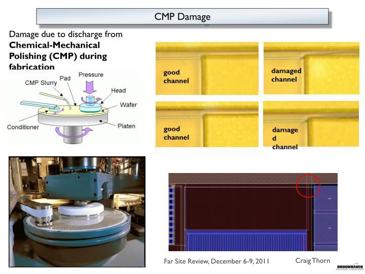 CMP Damage