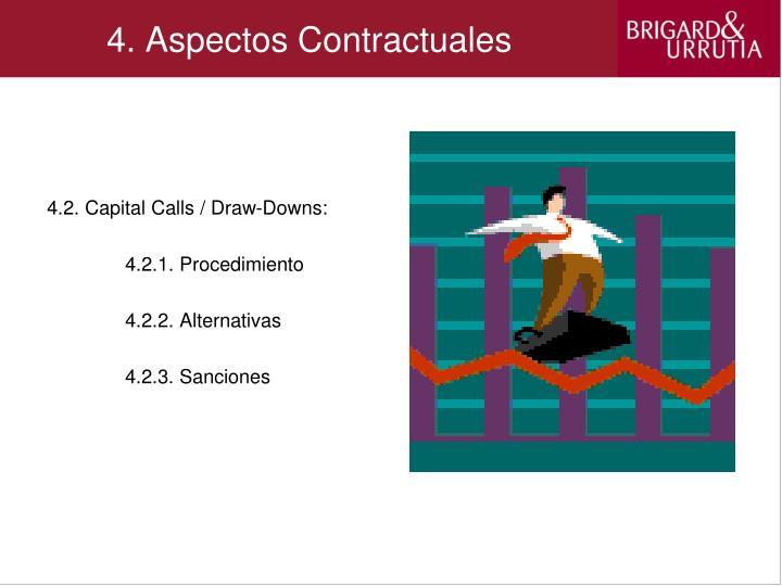 4. Aspectos Contractuales