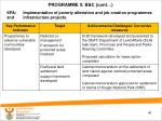 programme 5 b c cont6