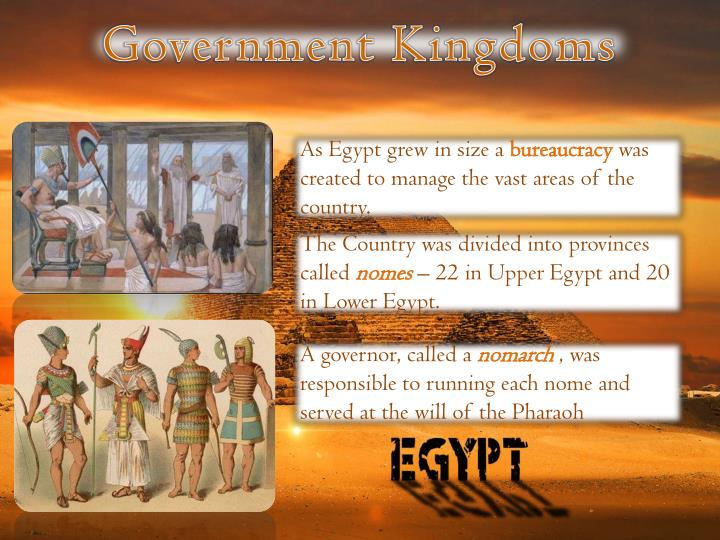 Government Kingdoms