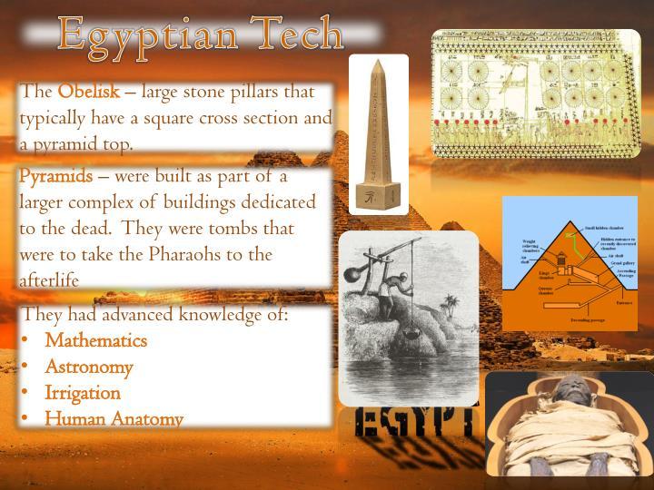 Egyptian Tech