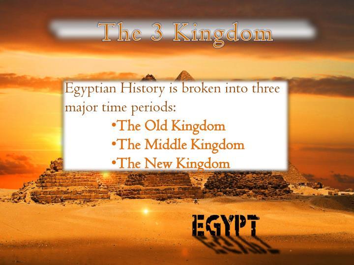 The 3 Kingdom