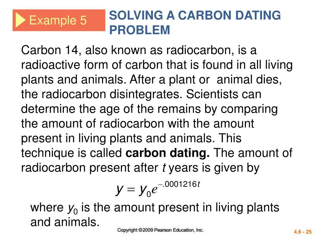 College algebra Carbon dating ulkona dating ideoita