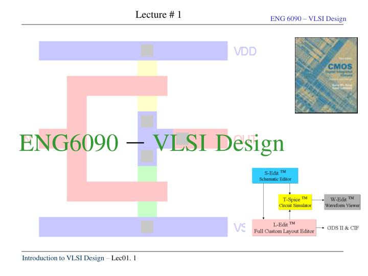 Ppt Eng6090 Vlsi Design Powerpoint Presentation Free Download Id 5849546