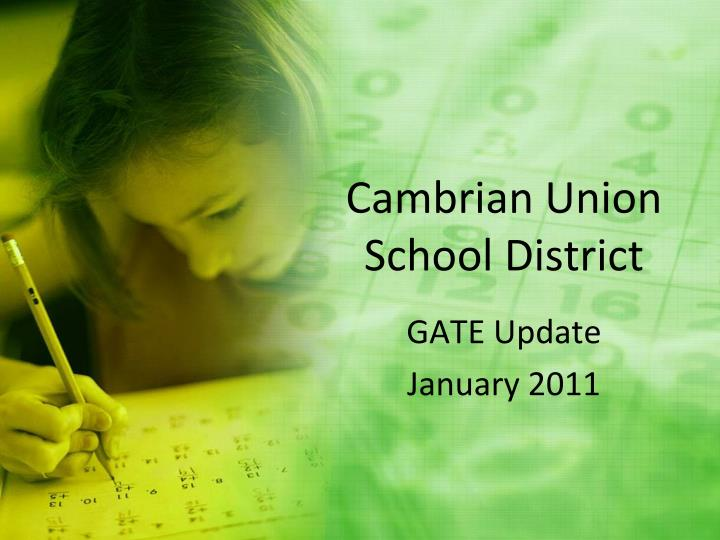 cambrian union school district n.