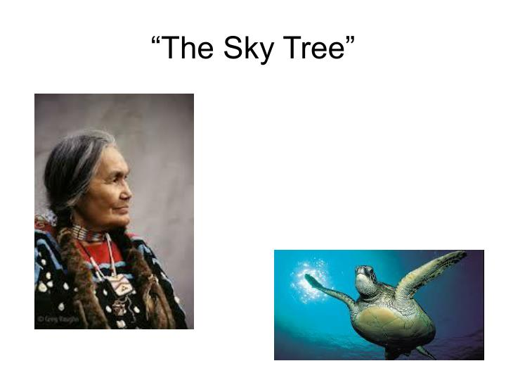 """The Sky Tree"""