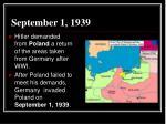 september 1 1939