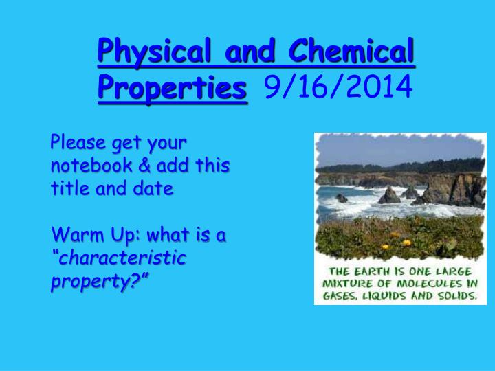 physical and chemical properties 9 16 2014 n.