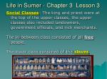 life in sumer chapter 3 lesson 3