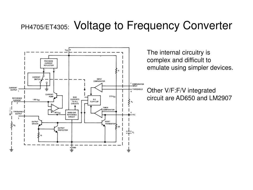 Frequency To Voltage Converter Using Lm331 Electronic Circuits And