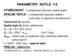 parametry kotl 1 2