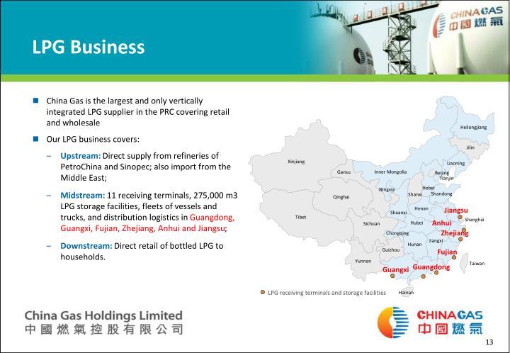 LPG Business