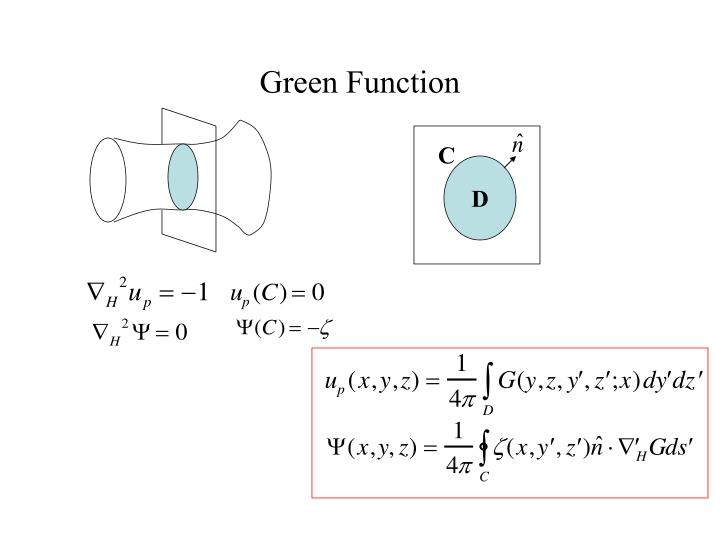 Green Function