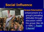 social influence4