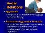 social relations2