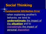 social thinking1