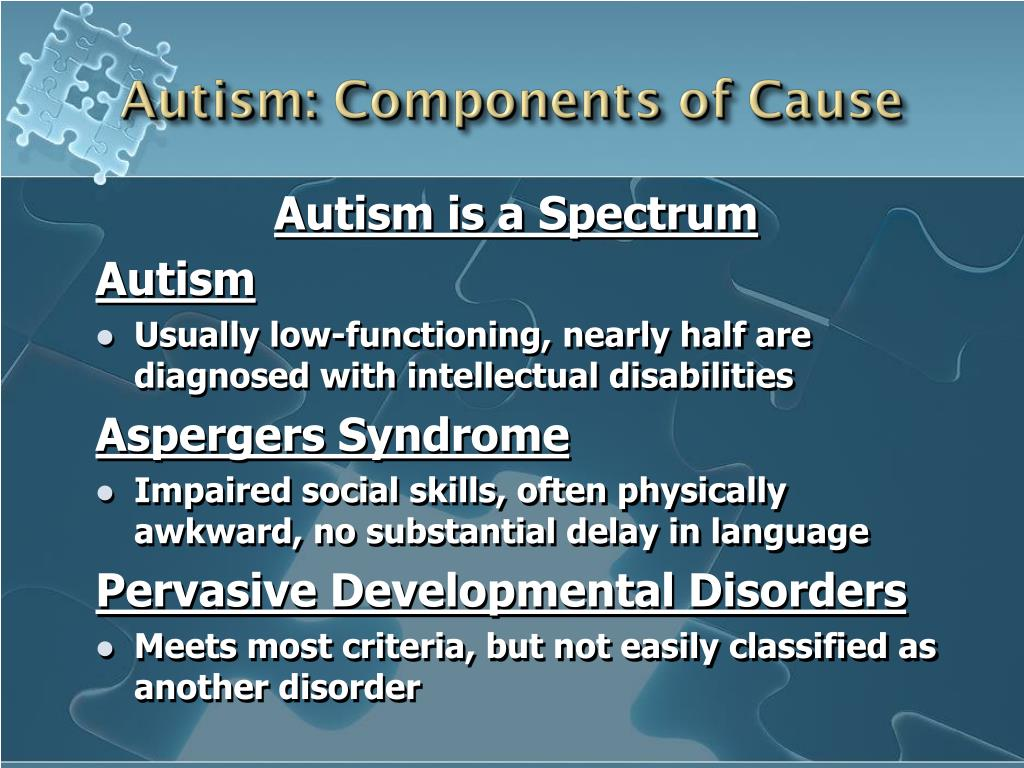 PPT - Autism in the Workplace PowerPoint Presentation - ID