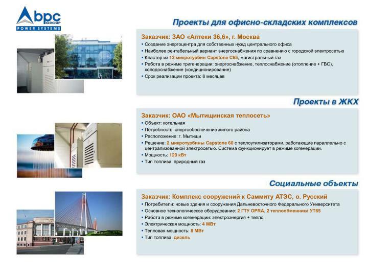 Заказчик: ЗАО «Аптеки 36,6», г. Москва