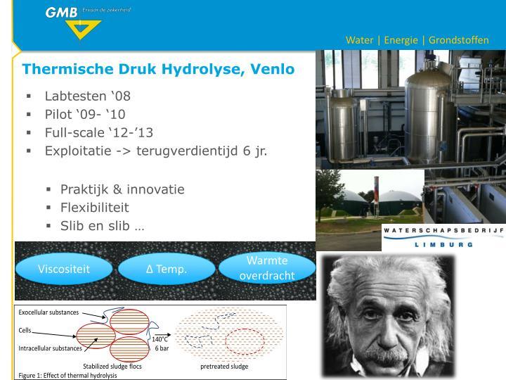 Thermische Druk Hydrolyse, Venlo