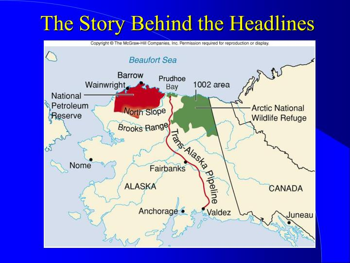 The Story Behind the Headlines