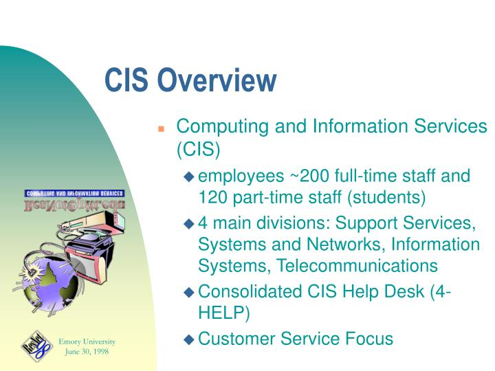 Cis overview