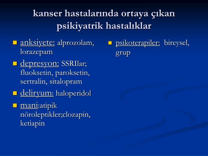 anksiyete: