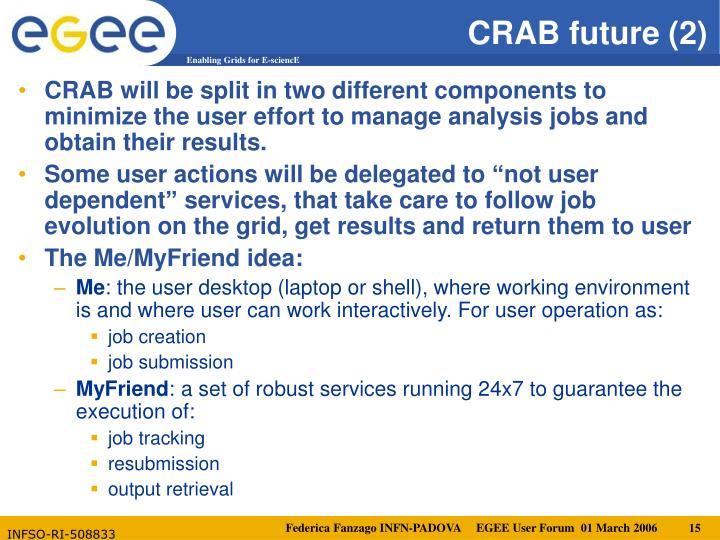 CRAB future (2)