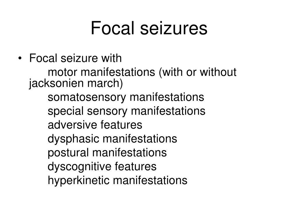PPT - Epilepsy PowerPoint Presentation - ID:5857282