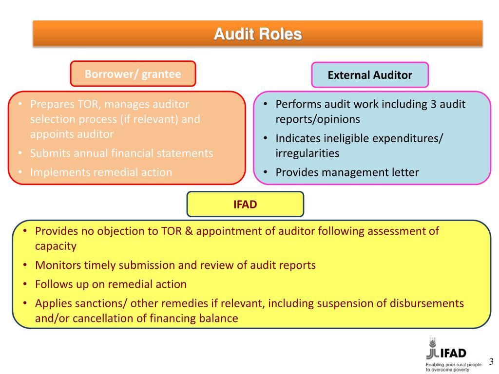 PPT - External Audit PowerPoint Presentation - ID:5857791