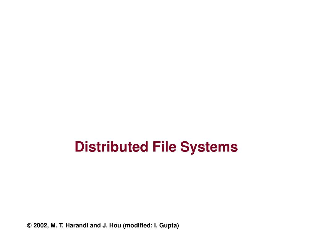 Ppt file systems powerpoint presentation id:3298151.