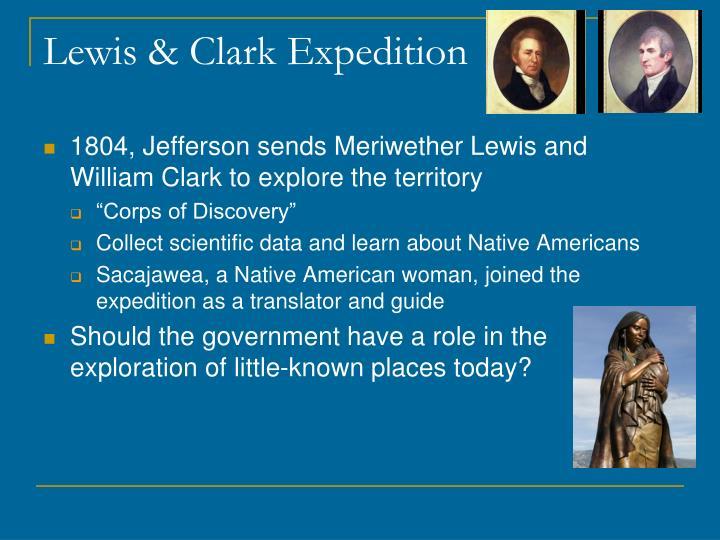Lewis & Clark Expedition
