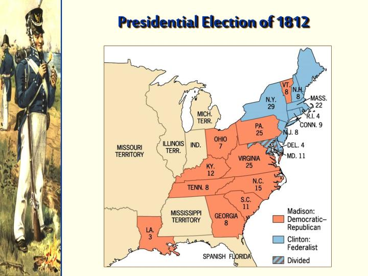 Presidential Election of 1812