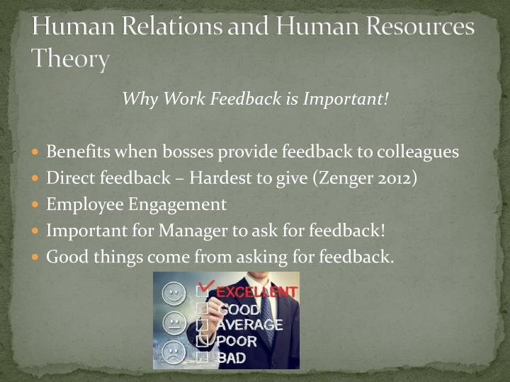 compare humanistic and object relations Object relations theory object-relating is a phenomenon of the subject and thus about projection and the early human resources job-finding.