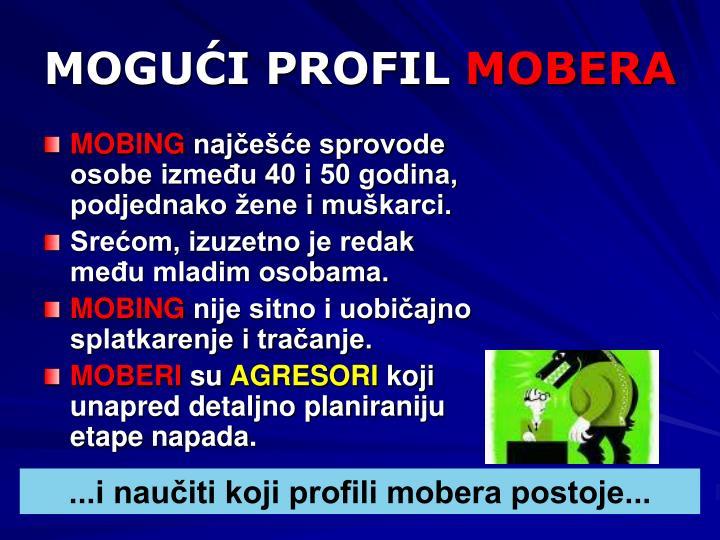 Mogu i profil mobera